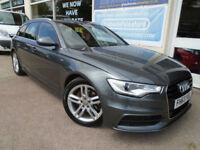 Audi A6 Avant 2.0TDI ( 177ps ) Multitronic 2014 S Line F/S/H P/X Swap