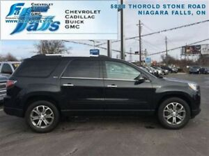 2014 GMC Acadia SLT  NAV,LEATHER,SUNROOF
