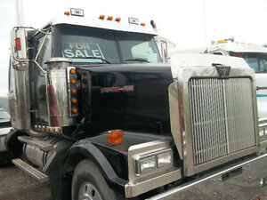 2011 FL Cascadia Day Cabs 500 hp 18 spd - Bendix Air Disc Brakes Edmonton Edmonton Area image 19