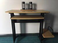 Computer desk. £10