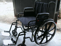 Heavy Duty WHEELCHAIR (NEW)