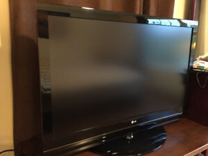 """47"""" LG television for sale"""