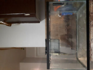 10 / 15 gallon tank for sale with accessories
