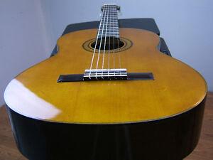 Vintage Yamaha G231 Classical Guitar