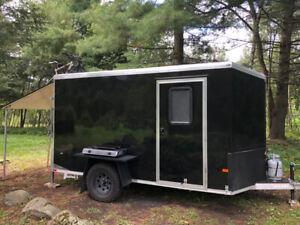 Roulotte de camping 4 saisons