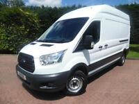 2014/64 Ford Transit T350 L3H3 2.2TDCi LWB HIGH ROOF PANEL VAN