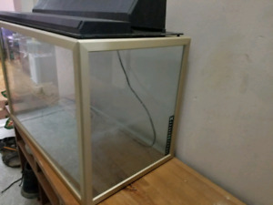 20 and 30 gallons aquariums for sale