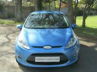 Ford Fiesta 1.6 TDCi Titanium**£20 TAX**FSH + CAMBELT CHANGE**TOP SPEC**5 DOOR**
