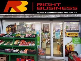 OFFLICENCE BOB FOOD AND WINE FOR SALE , REF: RB239