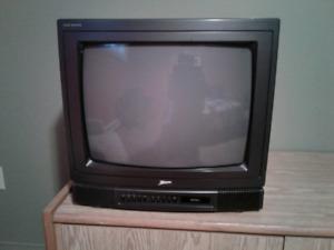 Téléviseur couleur Zénith 20 po.