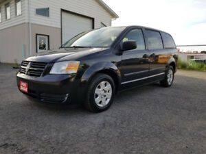 DODGE GRAND CARAVAN *** STOW and GO *** CERTIFIED 100% APPROVED