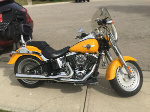 2012 HD Softail Fat Boy - FLSTF