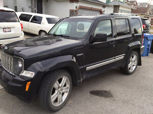 2012 Jeep Liberty Jet SUV, Crossover