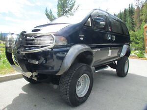 Mitsubishi Delica SpaceGear SuperExceed