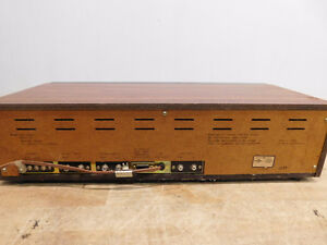 Vintage RCA Stereo Receiver Made in Japan London Ontario image 2
