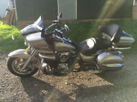 KAWASAKI VN VOYAGER 1700 V TWIN, ONE OWNER FROM NEW IN EXCELLENT CONDITION