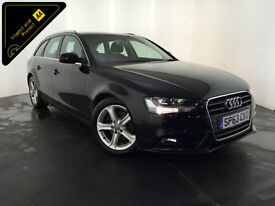 2013 63 AUDI A4 SE TDI ESTATE 1 OWNER AUDI SERVICE HISTORY FINANCE PX WELCOME