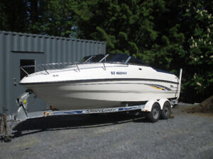2000 Chaparral 205 SSE Sport Cuddy Boat in Williams lake B.C.