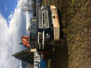1986Ford F700 SA Boom Truck Prince George British Columbia image 4