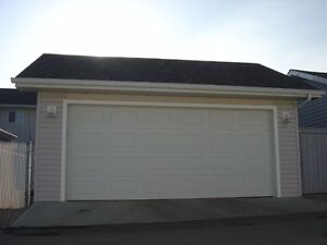 Double Garage for rent in Sherwood Park