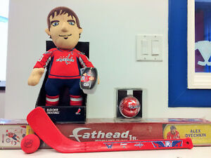 Alex Ovechkin Washington Capitals Fan Pack!  50% off!