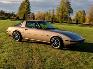 Mazda rx7 1983 deal de fin de saison