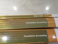 NVQ Foundation Accounting Workbooks