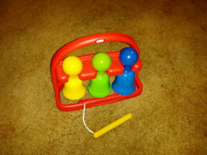 TOY BELL CHIMES - LITTLE TIKES