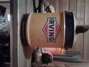 Old Irving Gas Can