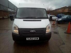 Ford Transit 2.2TDCi 125PS EU5 Med Roof Van 280 SWB - 2012 62-REG - 6 MONTHS MOT
