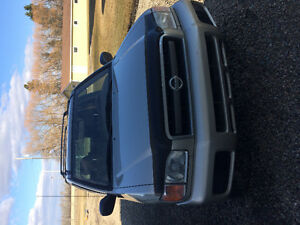2002 Nissan Pathfinder Chillkoot package SUV, Crossover