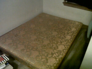 Used Double Mattress - Very Firm