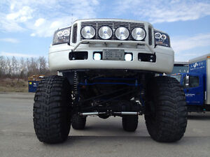 2007 Ford F-250 LIFTED Pickup Truck
