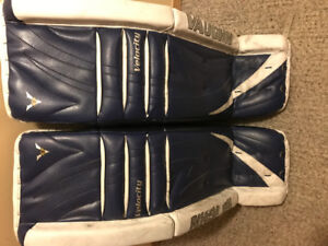 Adult Vaughn Velocity V5 Goal Pads