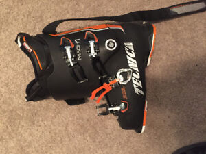 Mach 1 boots and blizzard 177cm