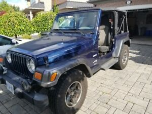2004 Jeep TJ Other
