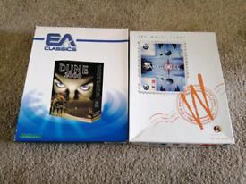 Ea classics Dune 2000 and ascendancy games