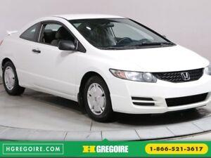 2011 Honda Civic DX-G A/C GR ELECT