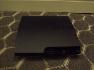 PS3 320GB with 12 games