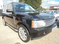 2005 55 LAND ROVER RANGE ROVER 4.2 V8 SUPERCHARGED 5D AUTOMATIC 391 BHP NEWER SH