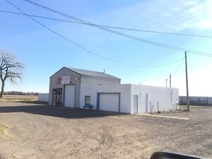 REDUCED Garage shop bay -all included; commercial