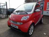 2004 Smart City Coupe Passion 2dr Auto,FSH,1 former keeper,2 keys,Warranty,Px...