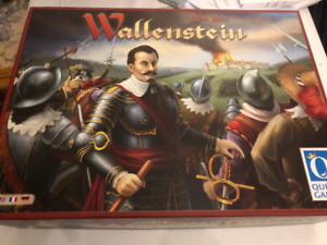 Wallenstein (second edition), Very Good condition