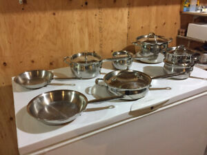Set of pots and pans $100 OBO