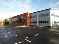 A modern building converted into a Business Centre. Available Suites range from 250 to 1100sqft.