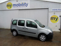 Renault Kangoo Automatic Wheelchair Accessible Disabled Adapted Car WAV
