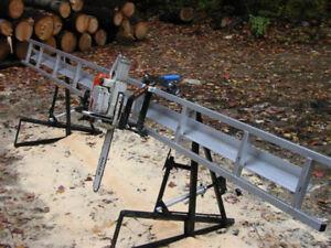 Sawmill J-100 / Moulin à scie portatif J-100 / Scierie mobile