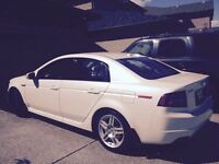 2007 Acura TL 88000km mint condition inside out, 3m protected