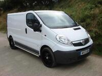 2013 13 Vauxhall Vivaro 2.0CDTi 115ps Euro 5 2900 EcoFLEX SWB Van High Spec