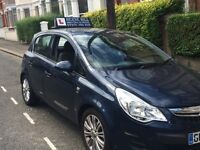 Automatic Driving Lessons CROYDON Surrounding areas Driving Instructor